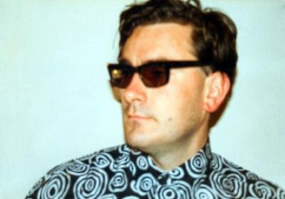 Hier ging ich als Morrissey.